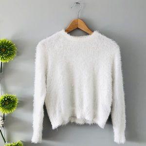Fluffy soft sweater | H&M